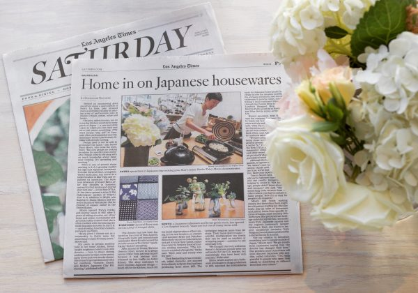 TOIRO is Featured in Los Angeles Times