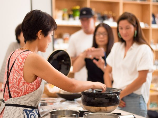 Donabe Cooking Class Report (August 2019)