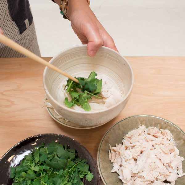 Make Your Own Steamed Chicken Pho – Happy Donabe Life